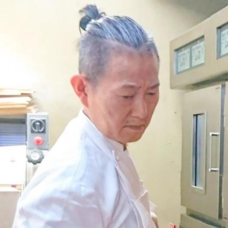 【パン工房フルニエ】 坂田隆敏シェフ