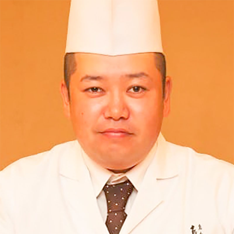 【老松 喜多川】 喜多川達シェフ